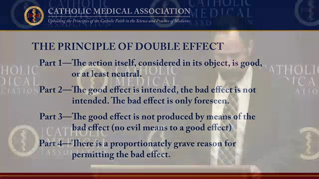 Foundational Bio-ethical Principles and Applications (2016 CMA Medical and Resident Student Boot Camp talk 2)